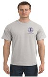 SH3950 - HIGGINS & LANGLEY T-SHIRT- Ice Gray